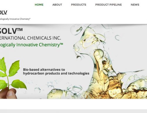 i-SOLV International Chemicals – Website